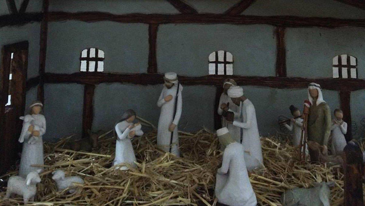 Juleaftensgudstjenerste med børnekoret v/Jesper Svendsen