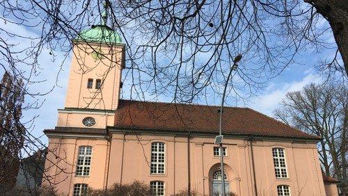 Gottesdienst in Alt-Schöneberg