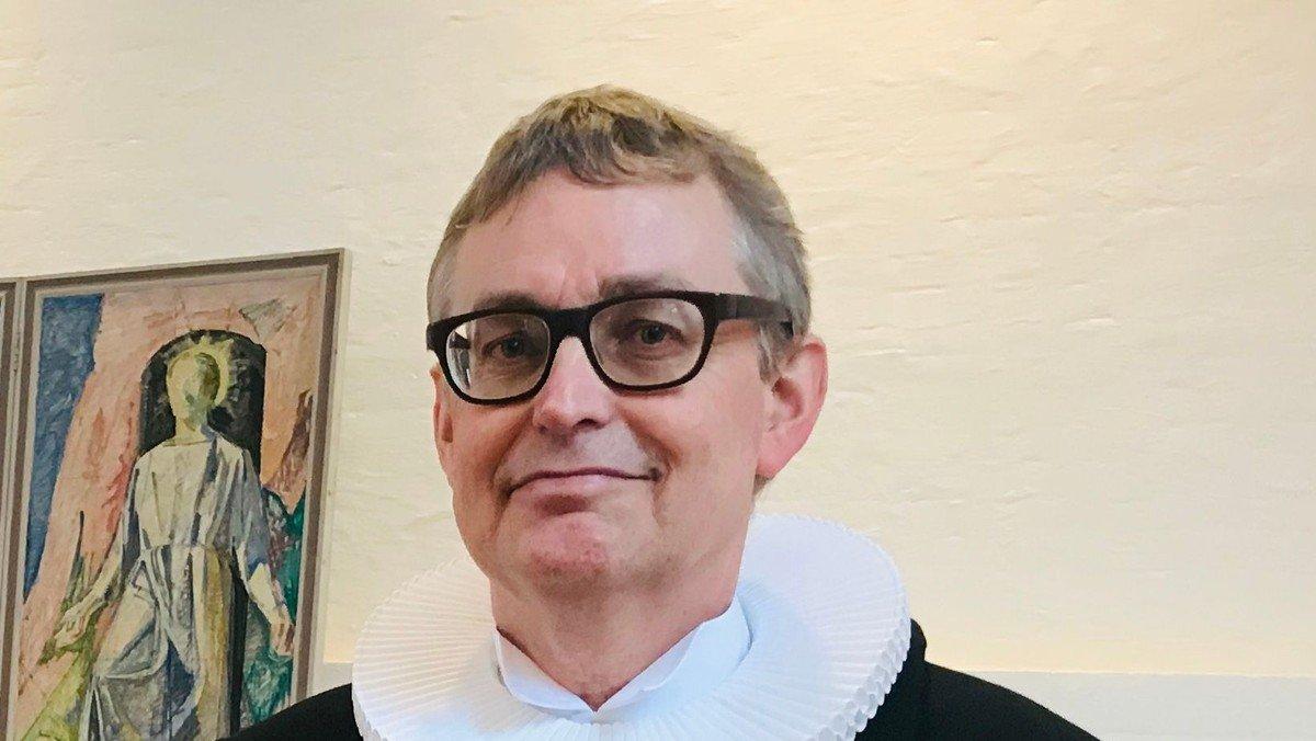 Gudstjeneste i Visborg kirke m. indsættelse af Sognepræste Peter Grove v. Provst Carsten Bøgh Pedersen