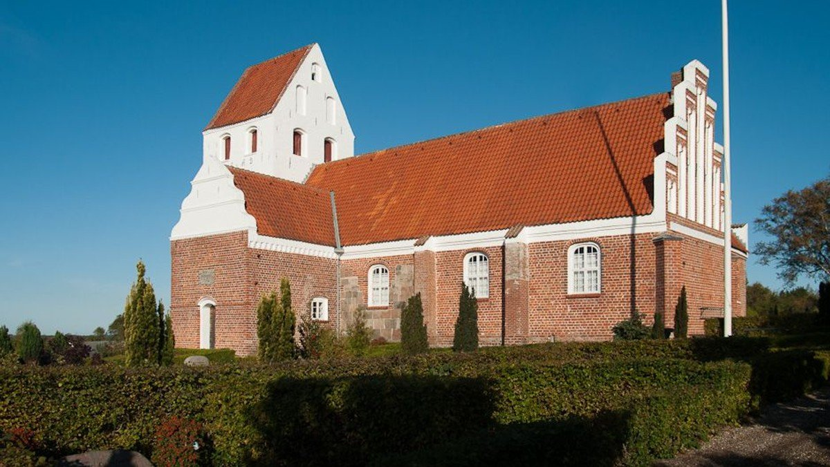 Gudstjeneste Visborg kirke