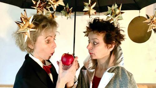 ÆBLETforestilling for Ællingen og Viben