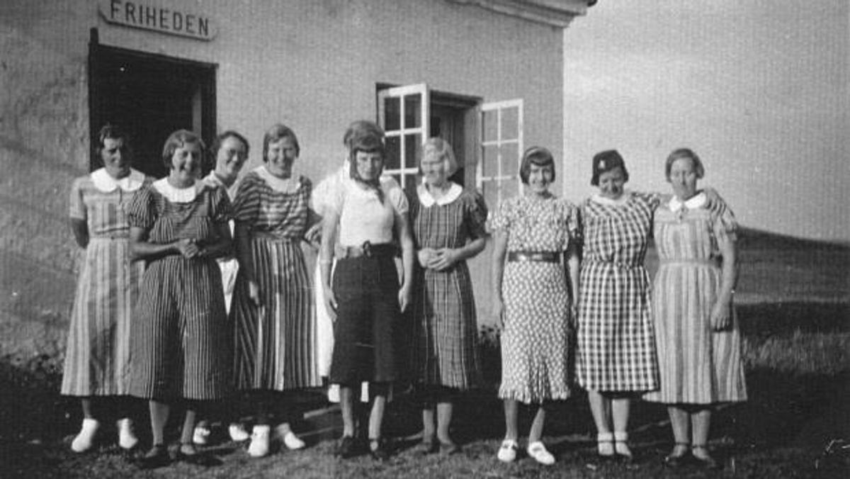 Temaaften:  De farlige kvinders ø  ved Flemming Rishøj