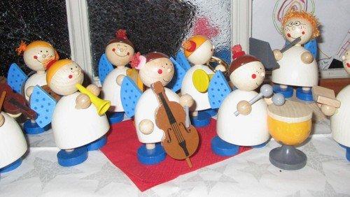 Chorprobe für Weihnachtliches Mitsingekonzert