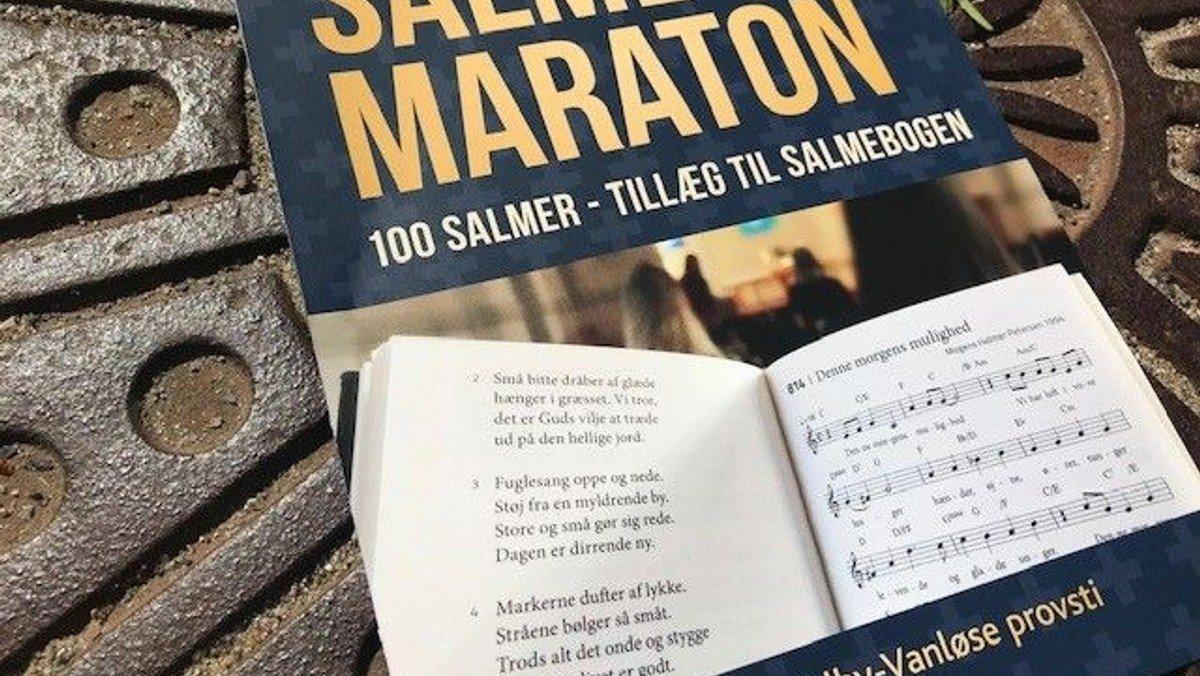 Salmemaraton i Vigerslev Kirke