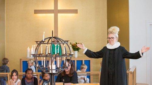 Julegudstjeneste i Frederiksholm kirke v/ Heidi Røn