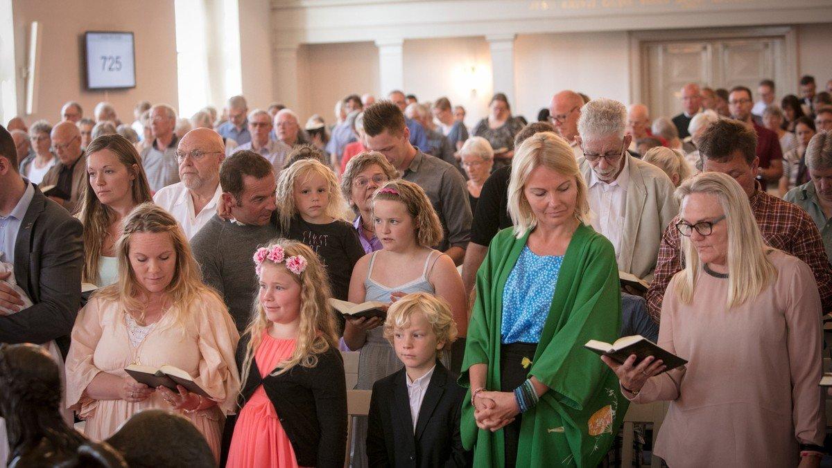 Kristihimmelfarts gudstjeneste