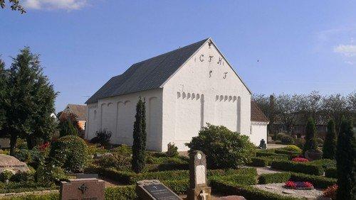 Skumringsgudstjeneste i Ørum Kirke