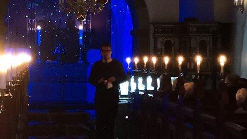 AFLYST! Kyndelmissekoncert med Hellevad-Ørum Kirkekor i Ørum Kirke
