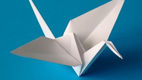 Kulturelt Samvær: Origami