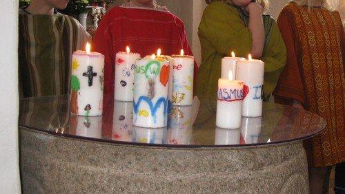Gudstjeneste i Ågerup Kirke v/Sophie Juel - minikonfirmanderne medvirker