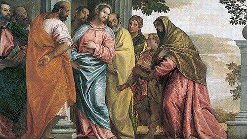 13. s. e. Trinitatis (Stenmagle)