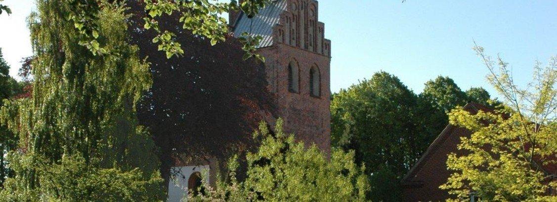 Kirken er lukket grundet kalkning frem til den 16. november 2020