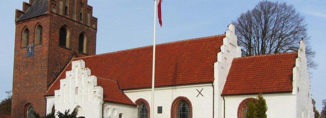 Kirken lukket grundet kalkning