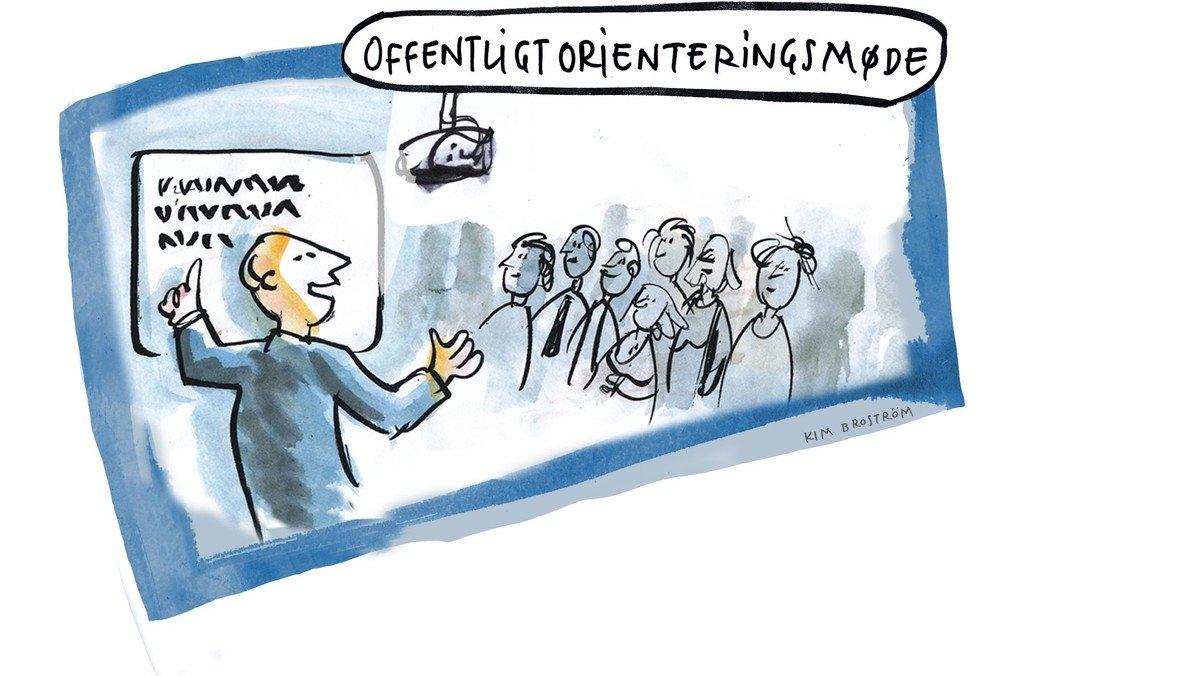Orienteringsmøde om det forestående Menighedsrådsvalg 2020