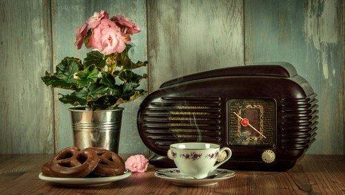 Eine Stunde im Radio zusammensein -  aus dem Offenen Seniorentreff St. Marien auf FM 98,8