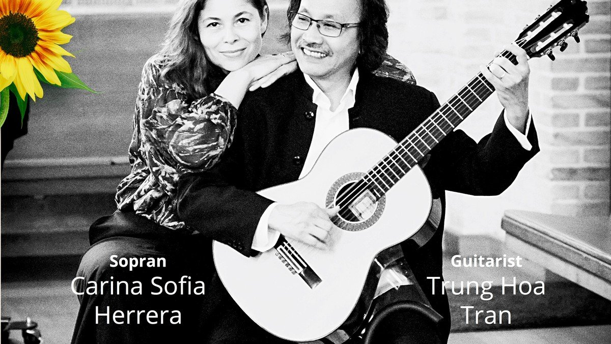 Koncert med Herrera & Hoa