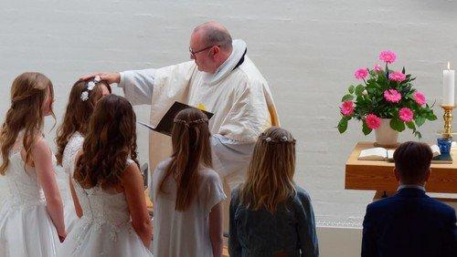 Gudstjeneste - Kristi Himmelfart - Konfirmation