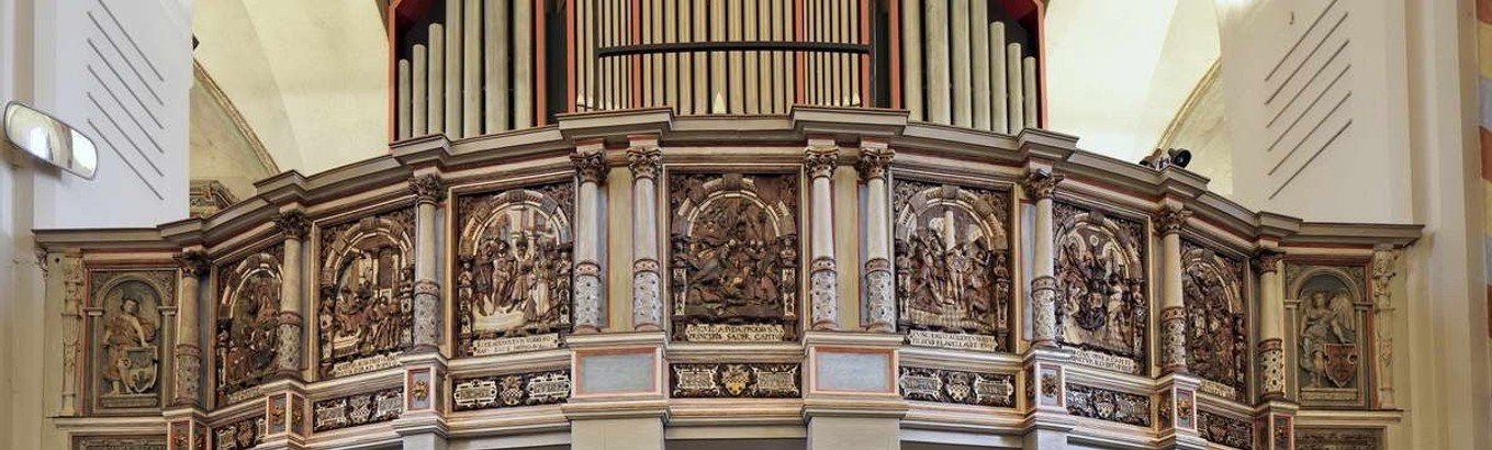 Orgelmatinee - Isgard Boock (Rendsburg)