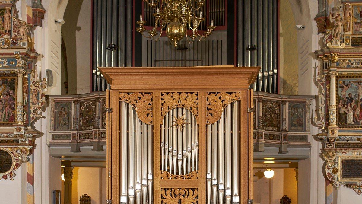 Orgelmatinée - Volker Linhardt (Rendsburg)