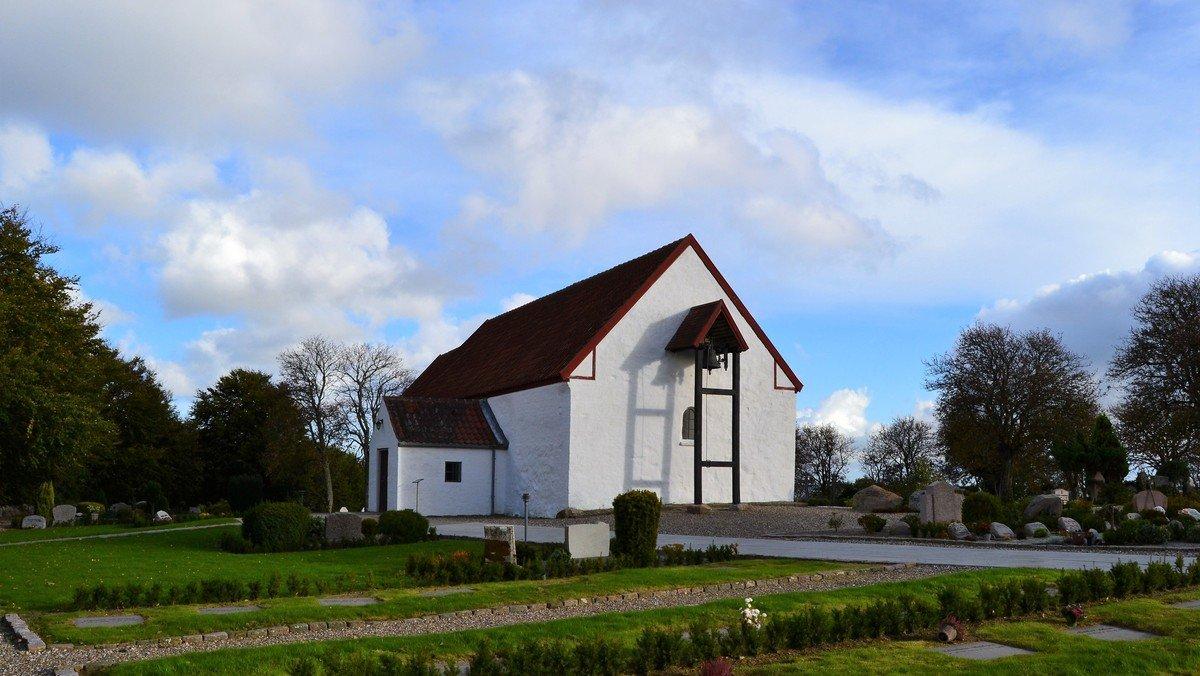 Gudstjeneste i Louns Kirke