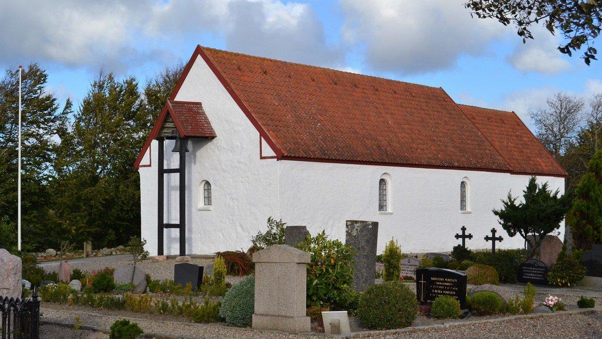 Højmesse i Louns Kirke