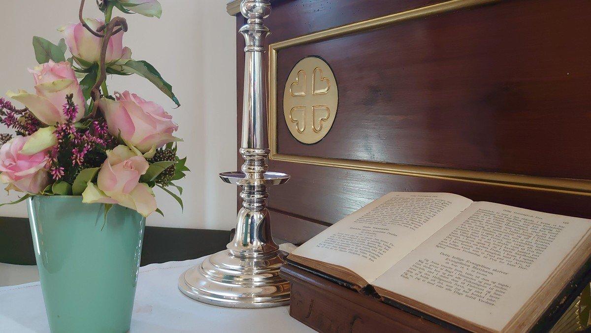 Gudstjeneste i Børsmose kirke kl. 10.30