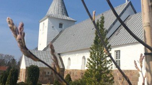 Gudstjeneste i Aal kirke kl. 10.30
