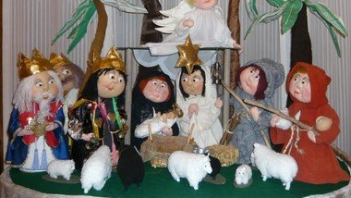 AFLYST Julegudstjeneste for de 1-3 årige