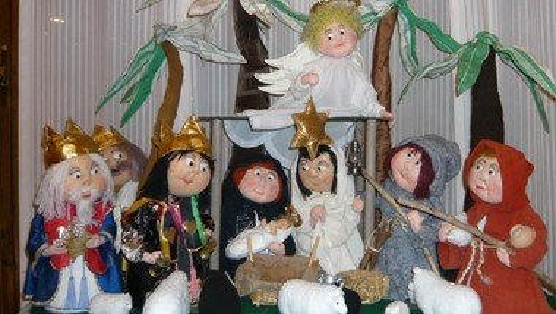 Julegudstjeneste for de 4-6 årige