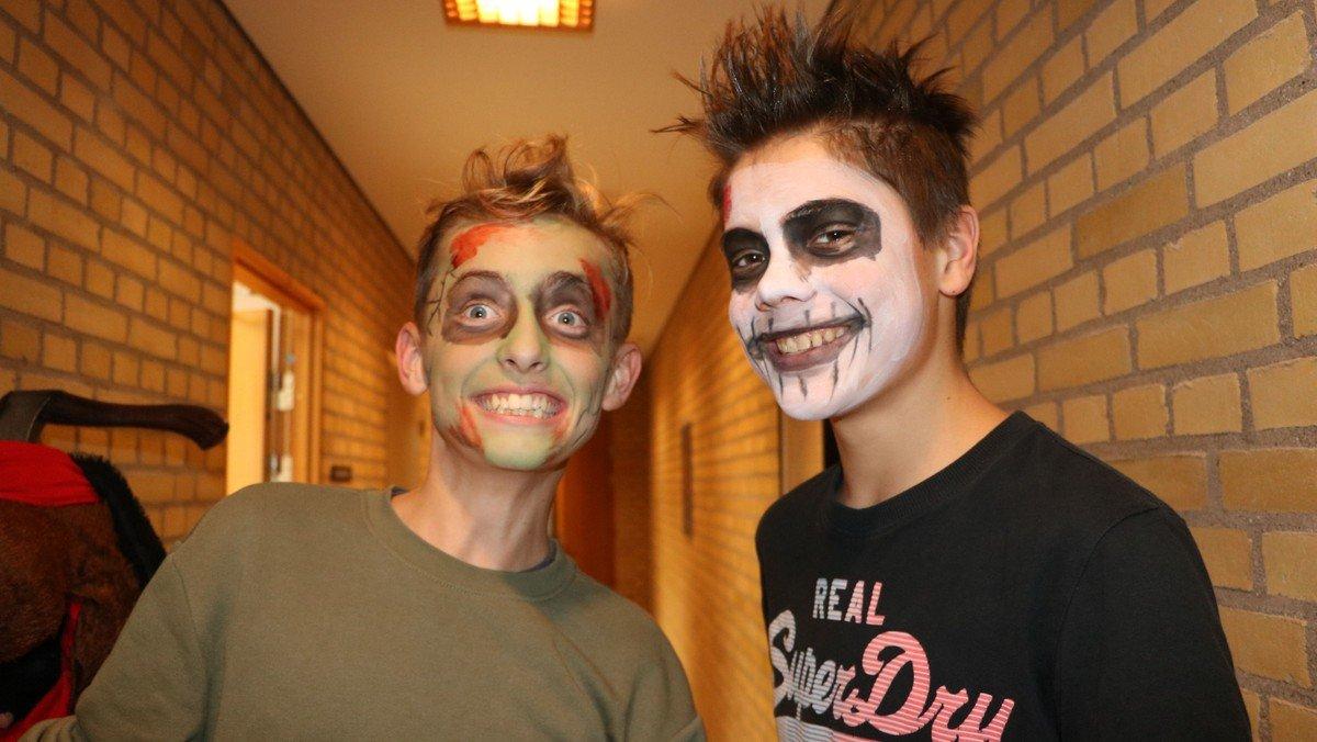 AFLYST Halloween for børn