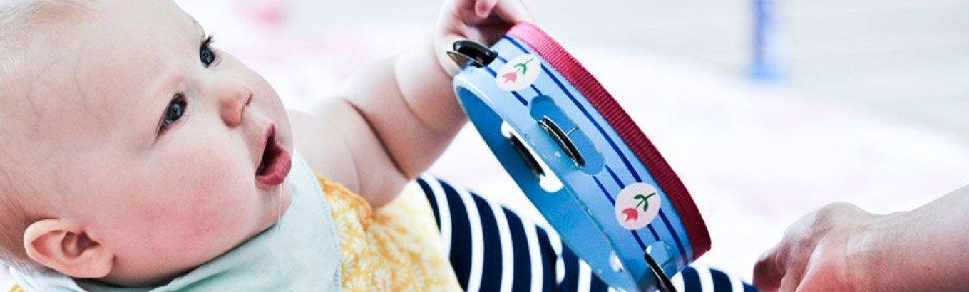 Babysalmesang - holdstart