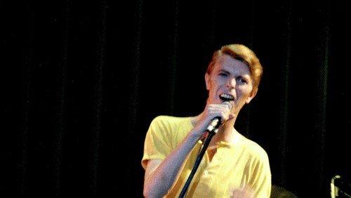 Foredrag: Bowie i Stefanskirken