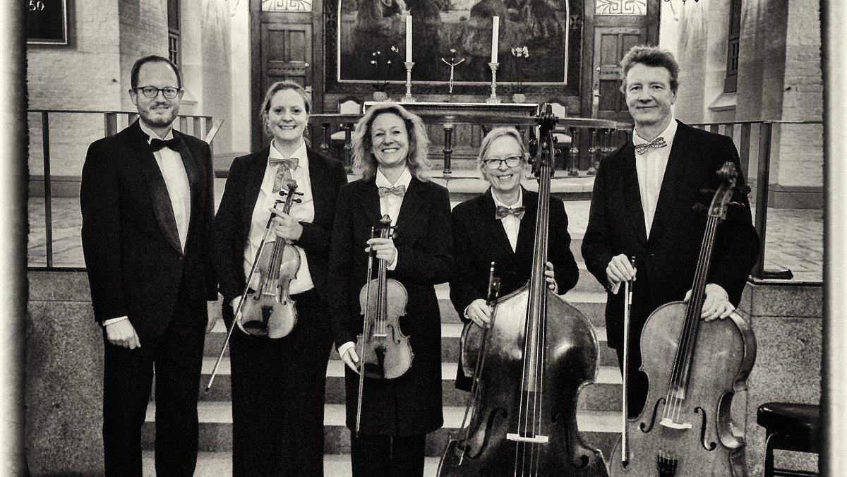 AFLYST! Wienerekspressen - Nytårskoncert