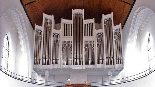 Orgelkonzert zum Ewigkeitssonntag