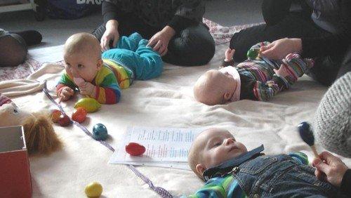 Babysalmesang Sct. Olai