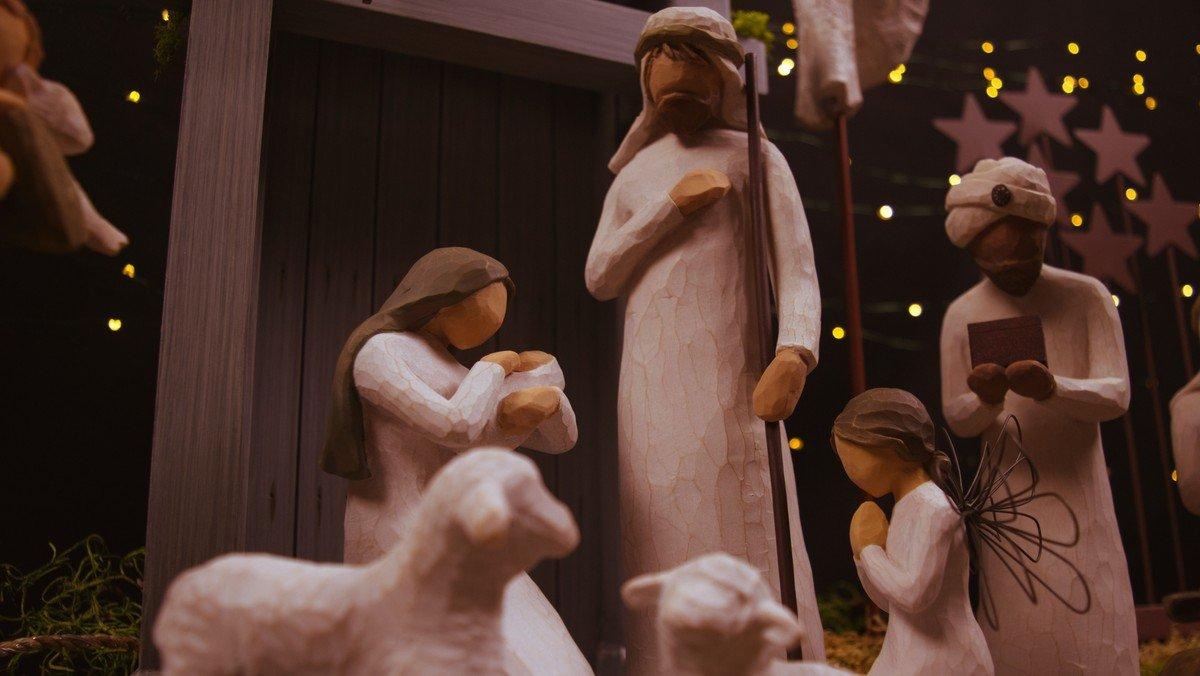 Juleaftensgudstjeneste ved Vibeke Tuxen