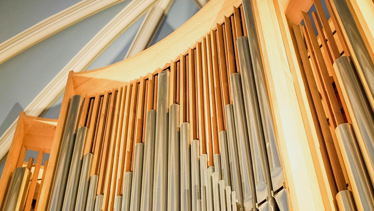 Fyraftenskoncert under Copenhagen Int. organ festival 2020