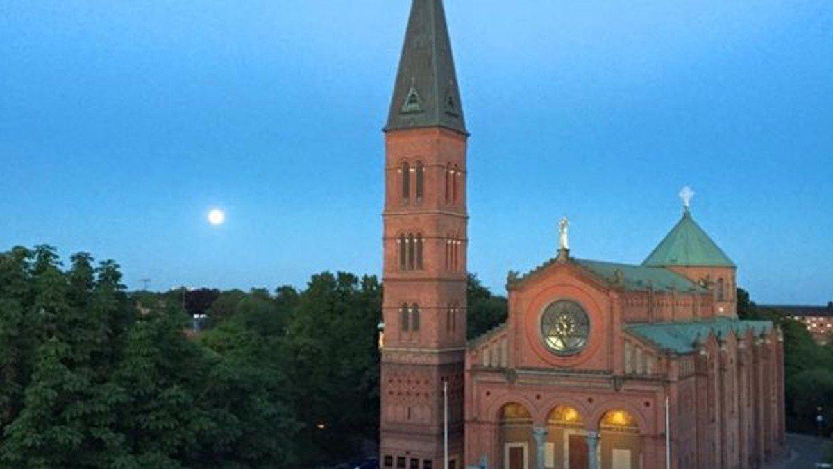 Aflyst - Fælles højmesse for Valbykirkerne i Jesuskirken