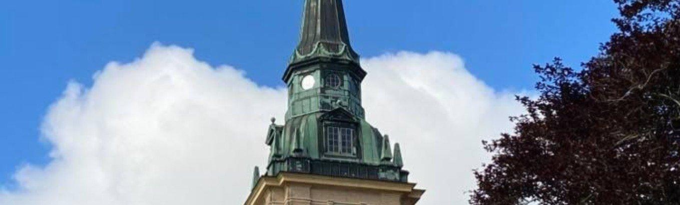 Gudstjeneste /Uffe Kronborg - gudstjenesten live-streames