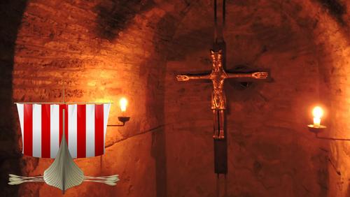 Fredagsmøde (husk tilmelding) - Vikingernes kirke
