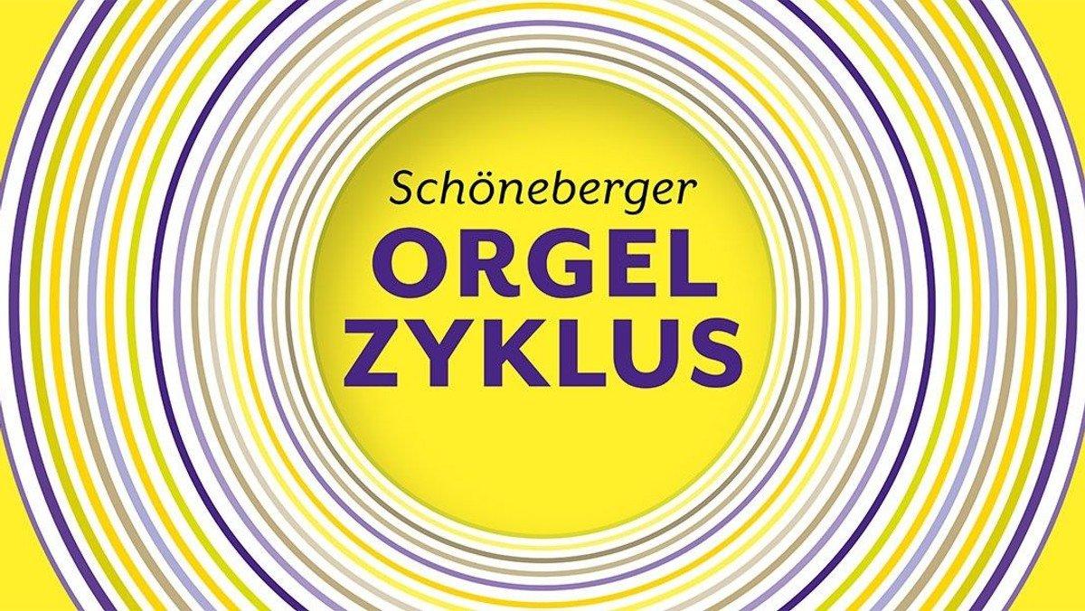 Wird pandemiebedingt auf bessere Zeiten verschoben:  SCHÖNEBERGER ORGELZYKLUS   TANZEND