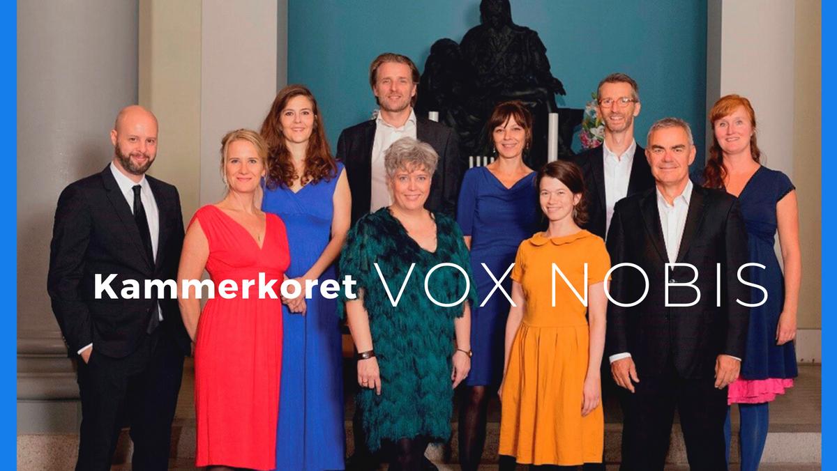 Allehelgen Musikgudstjeneste med Vox Nobis
