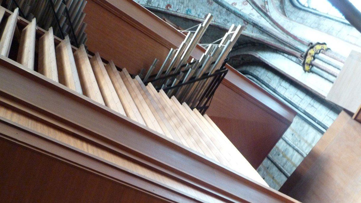 Orgelmusik im Advent 30 Minuten