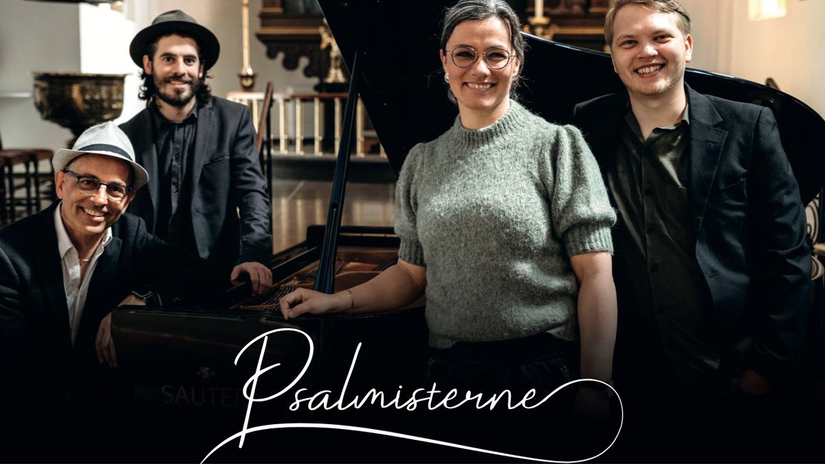 AFLYST - Julekoncert med Psalmisterne