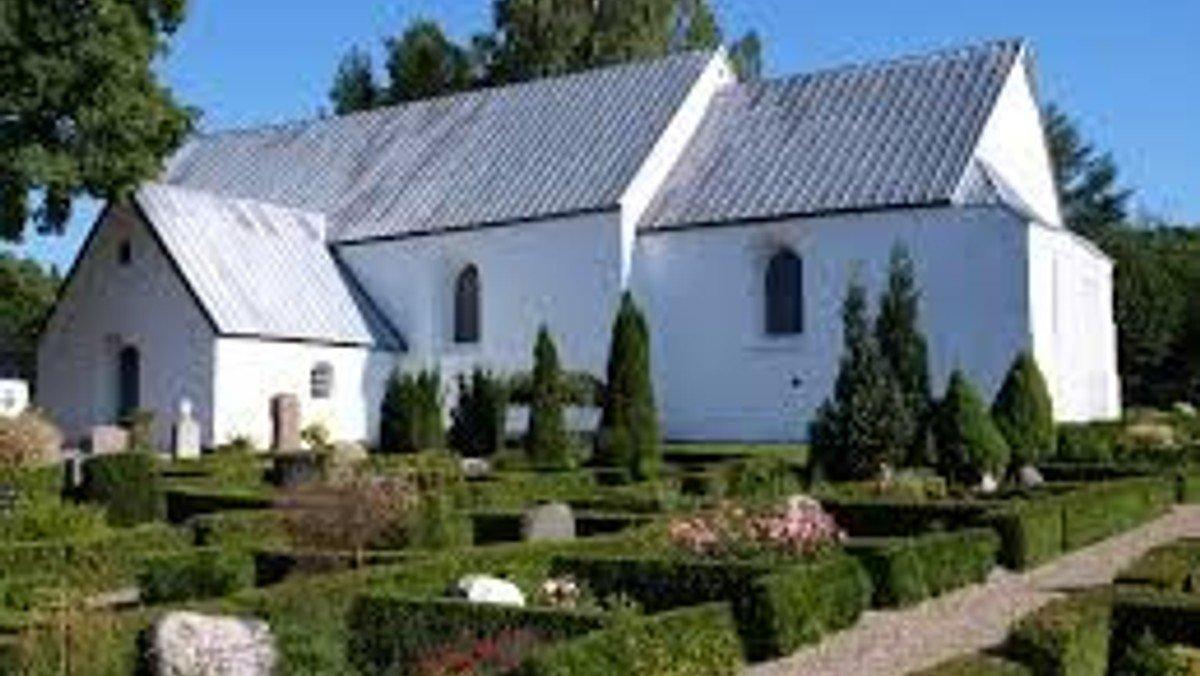 Gudstjeneste i Bryrup Kirke