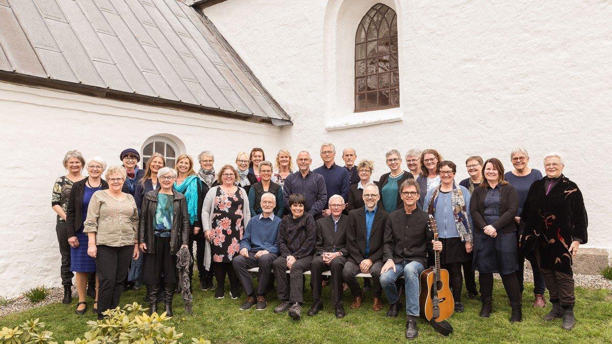 Gospelgudstjeneste i Bryrup Kirke