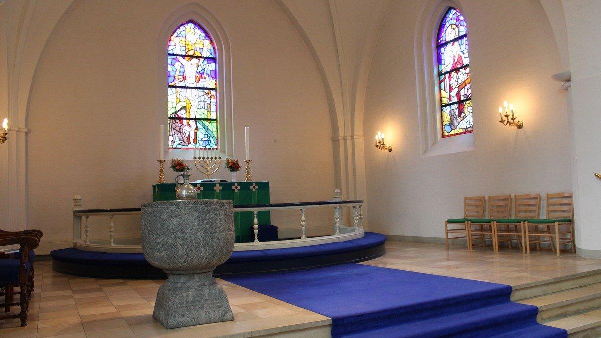 Højmesse, sidste søndag i kirkeåret