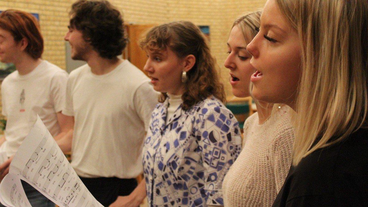 Rytmisk koncert med Sct. Clemens kirkes Ungdomskor