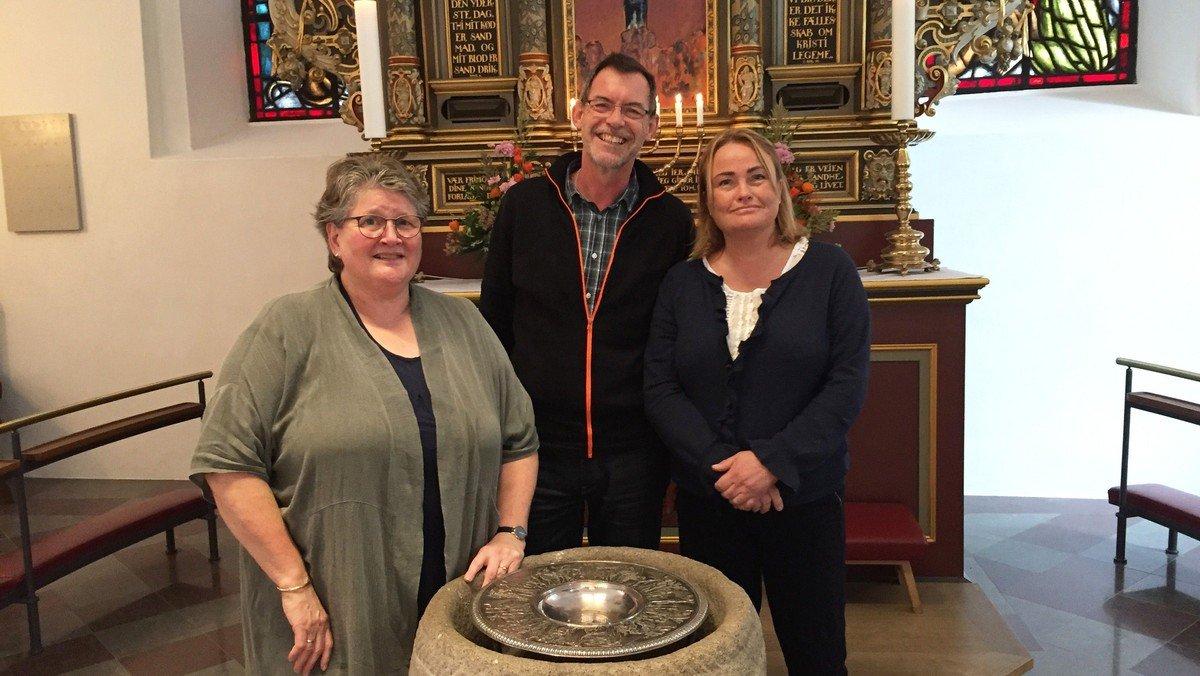 Drop-In Dåb i Grenaa Kirke