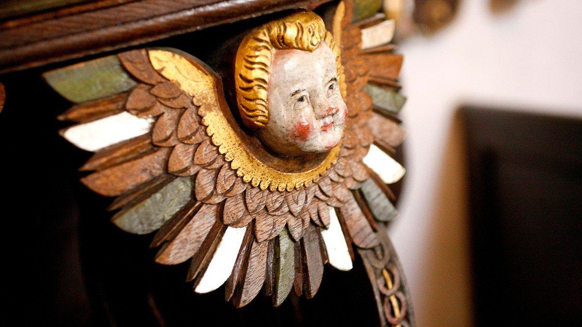 Andagt i Lutherkirken